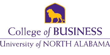 University of North Alabama logo