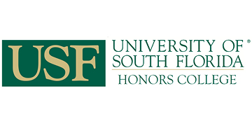 University of South Florida Honors College logo