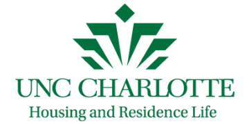 The University of North Carolina at Charlotte logo