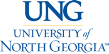 The University of North Georgia logo