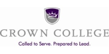 Crown College logo