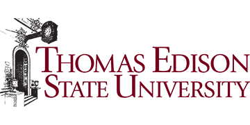Thomas Edison State University logo