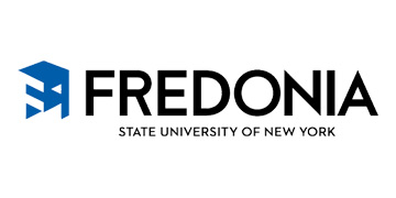 State University of New York College at Fredonia logo