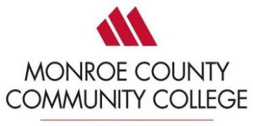 Monroe County Community College (Mich.) logo