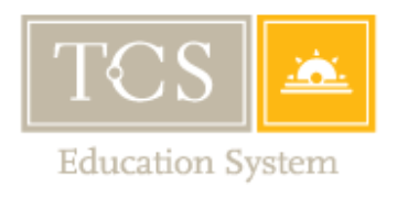 TCS Education System logo