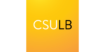 California State University at Long Beach logo
