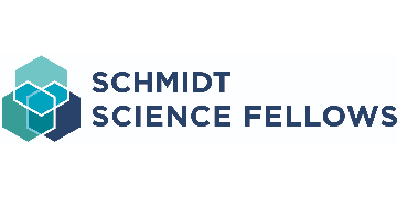 Schmidt Science Fellows in partnership with the Rhodes Trust logo