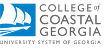 The College of Coastal Georgia logo