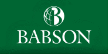 Babson College logo
