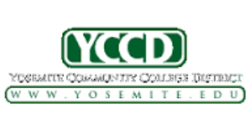 Yosemite Community College District logo
