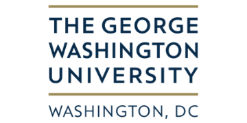 George Washington University logo