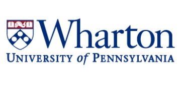 University of Pennsylvania, Wharton Real Estate Department logo