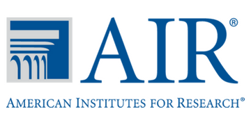 The American Institutes for Research logo