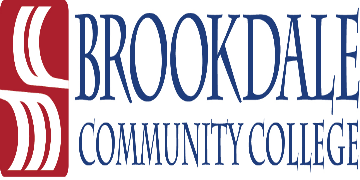 Brookdale Community College logo