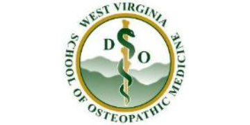 West Virginia School of Osteopathic Medicine logo