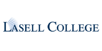 Lasell College logo