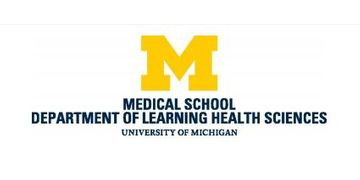University of Michigan Medical School, Department of Learning Health Sciences logo
