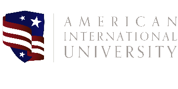 American International University, Kuwait logo